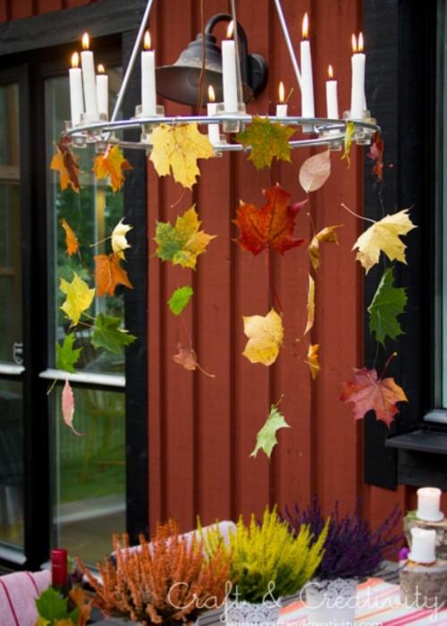 How To Create A Beautiful Fall Table Setting