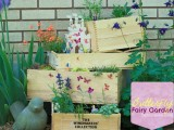 How To Create A Fairy Garden For Your Kids