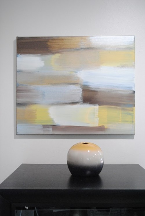 How To Create An Abstract Wall Art