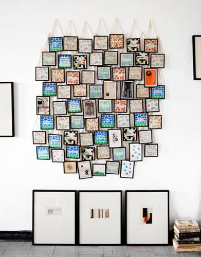 15 Creative Ideas To Hang Photos And Art
