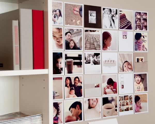 Picture Of How To Decorate A Boring Blank Wall With Photo