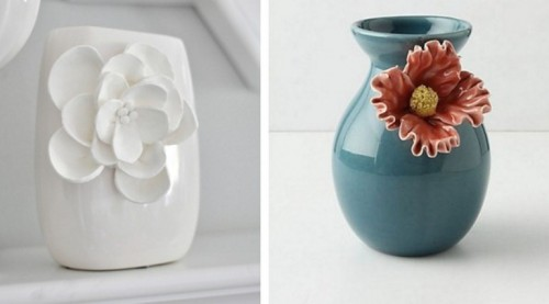 How To Decorate A Vase With Petals