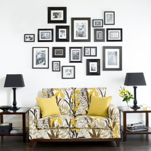 Picture Decorating Ideas 57+ ideas to decorate walls with pictures - shelterness