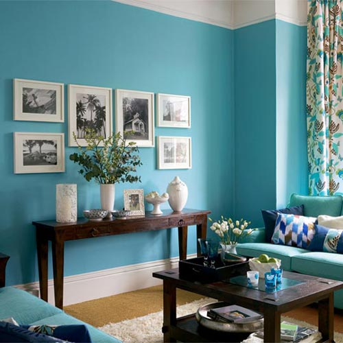 Lovely How To Decorate Walls With Pictures Nice Look