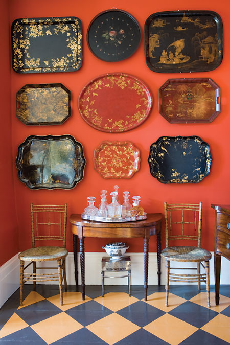 How To Decorate Your Home With Metal Plates