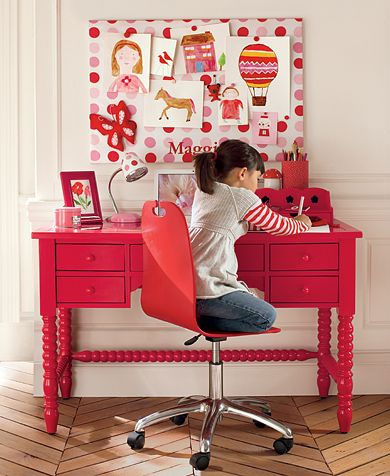 How To Design a Girl's Room