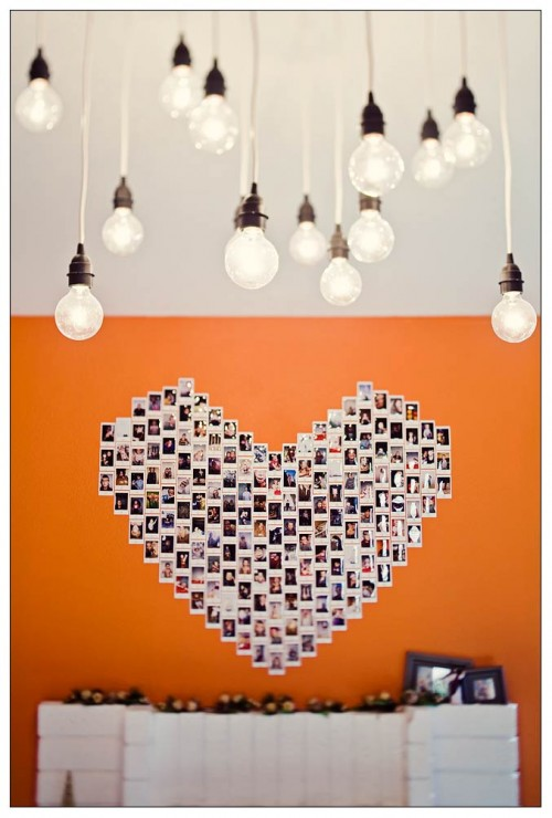 How To Display Instant Film Pictures In A Cute Way
