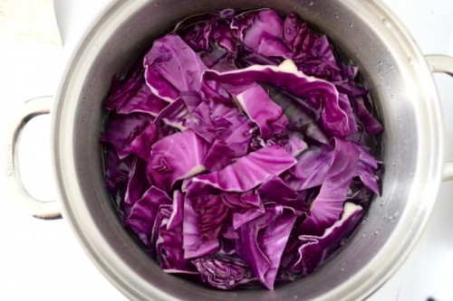 How To Dye Easter Eggs Using Cabbage
