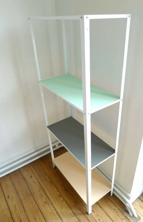 pastel hack via augusteetclaire - Shelving Units Ideas
