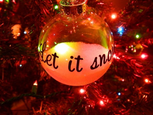 How To Make Christmas Tree Ornaments With Letters