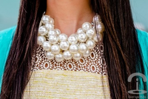 How To Make A Chanel Inspired Necklace