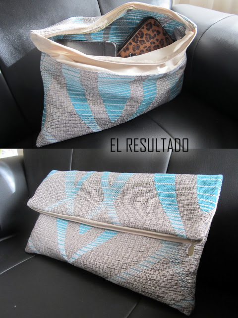 How To Make A Clutch Of A Pillow Case