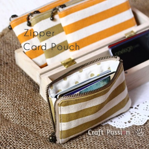 How To Make A Comfortable In Using Card Pouch