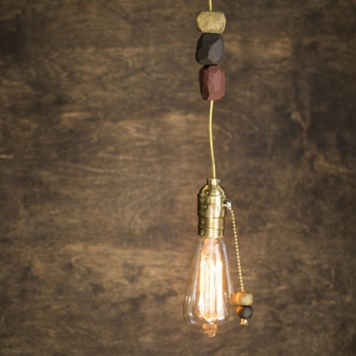 How To Make A Geo Edison Pendant Light