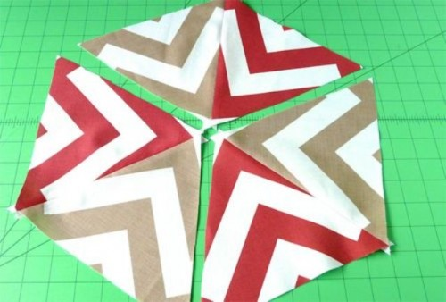 How To Make A Kaleidoscope Pillow