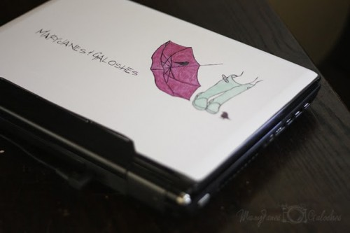 How To Make A Laptop Skin From A Piece Of Paper