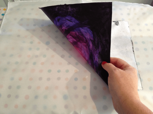 How To Make A Mysterious Nebula Pillow