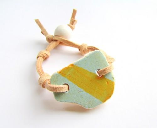 How To Make A Sea Stone Bracelet