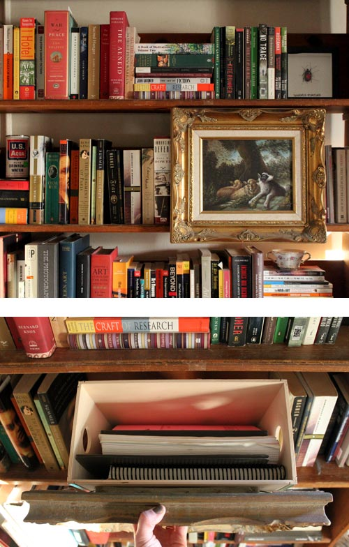 How To Make A Secret Storage Box Right On Your Bookcase