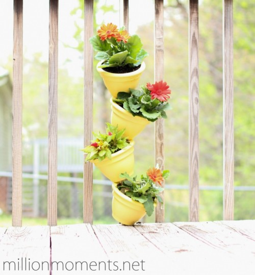 How To Make A Simple Vertical Garden