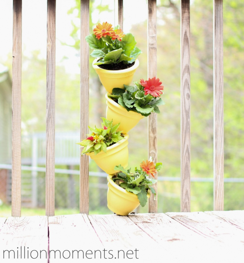 How To Make A Simple Vertical Garden
