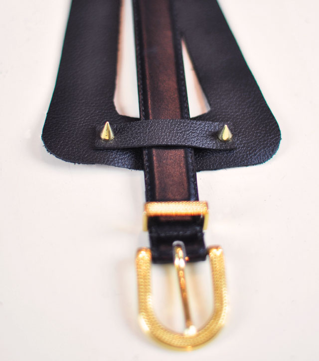 How To Make A Stylish Leather Belt