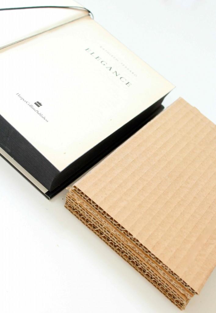 How To Make A Vintage Secret Books