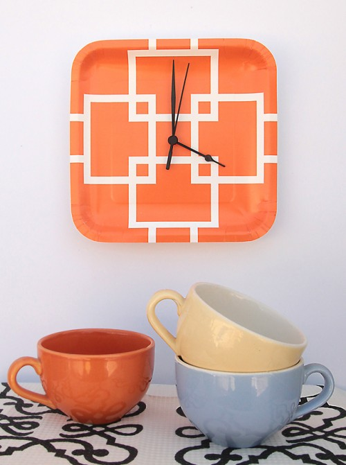 how to make a wall clock quieter