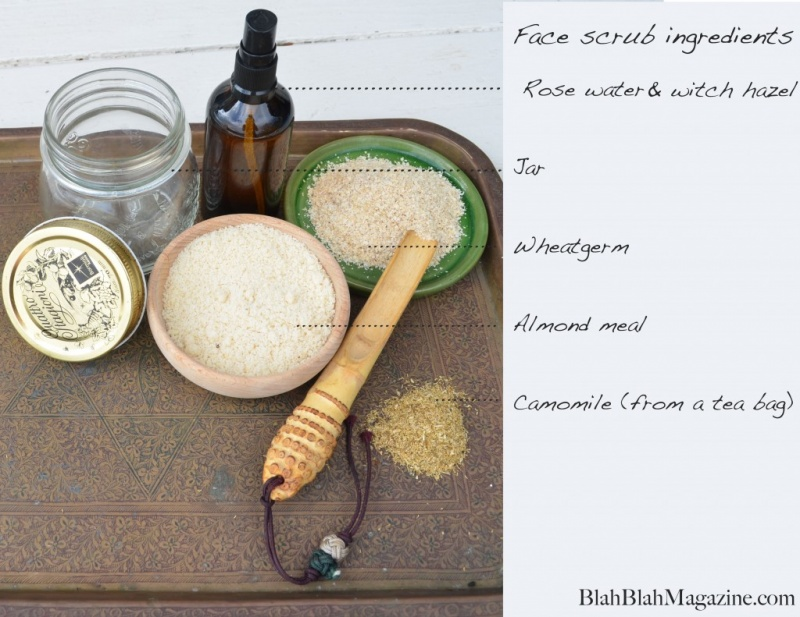 How To Make Almond Meal Face Scrub