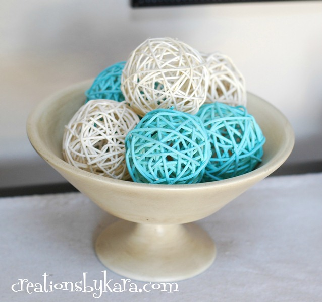 How To Make Bright Ball Accents