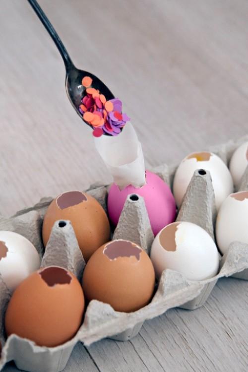 How To Make Cascarones For Easter Celebration