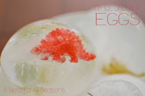 How To Make Cool Dinosaur Eggs For Your Kids
