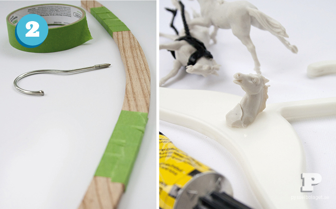 How To Make Diy Clothes Hangers