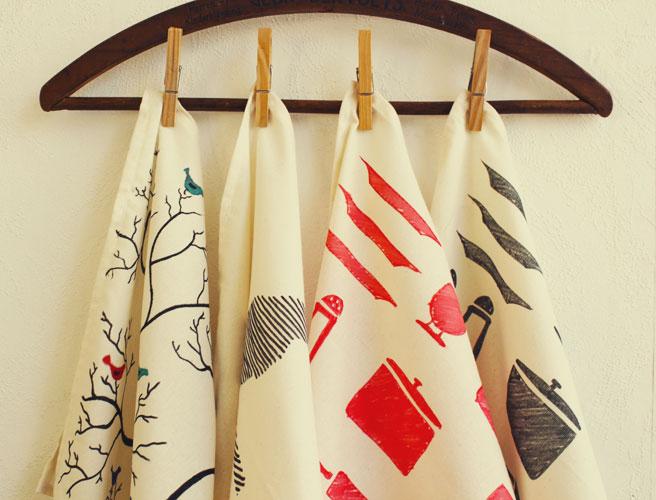 How To Make Diy Tea Towels