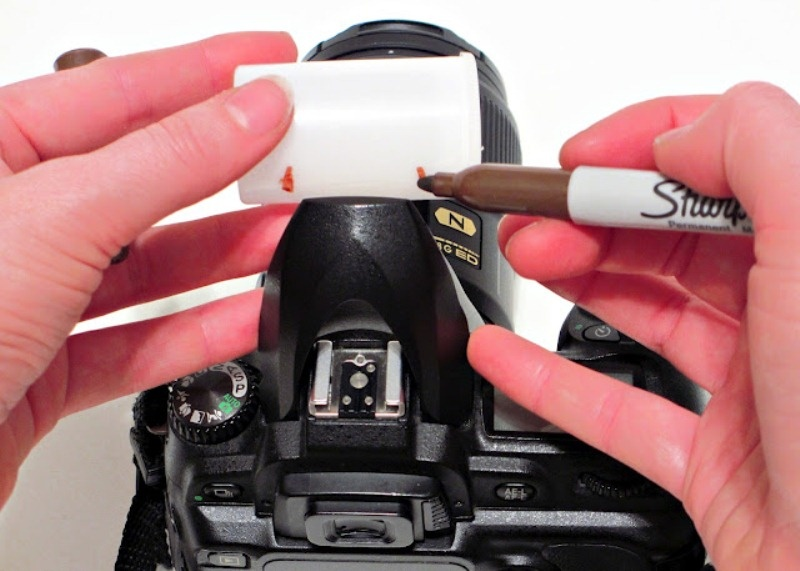 How To Make Your Own Camera Diffuser