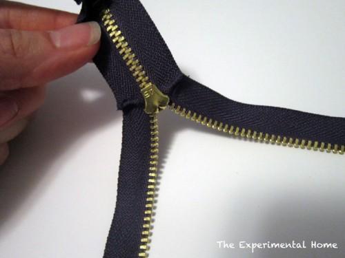 How To Make Zipper Flip Flops