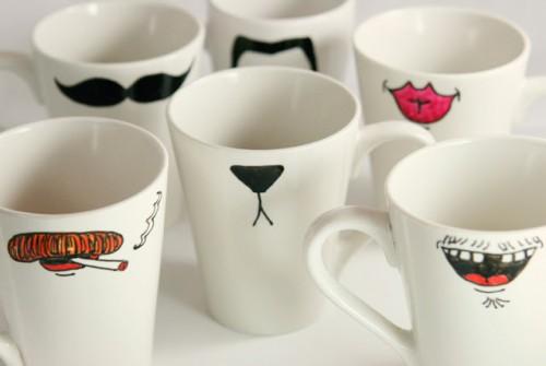 funny gift mugs