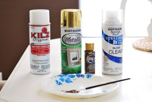 How To Paint Cabinets Hardware