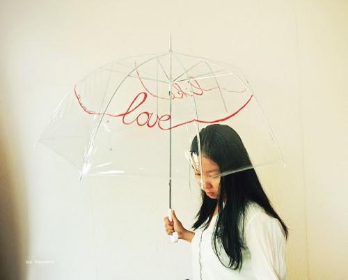 love infinity umbrella (via icepandora)