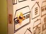 How To Renew An Indoor Door With Fabric