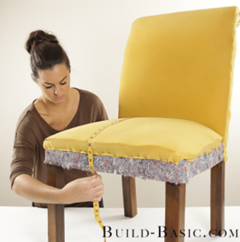Picture Of how to reupholster dining chairs yourself  2