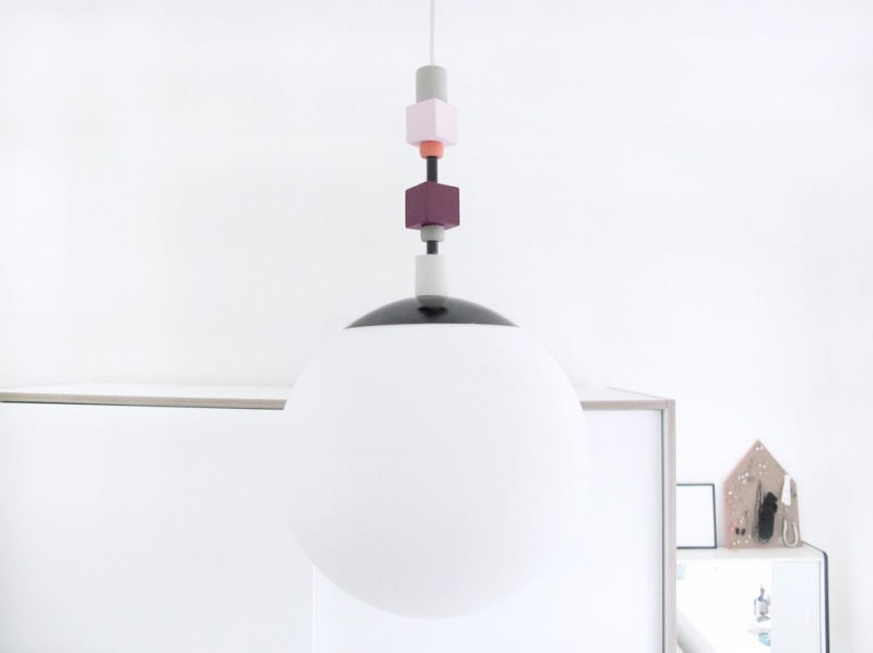 How To Spruce Up A Usual Pendant Lamp