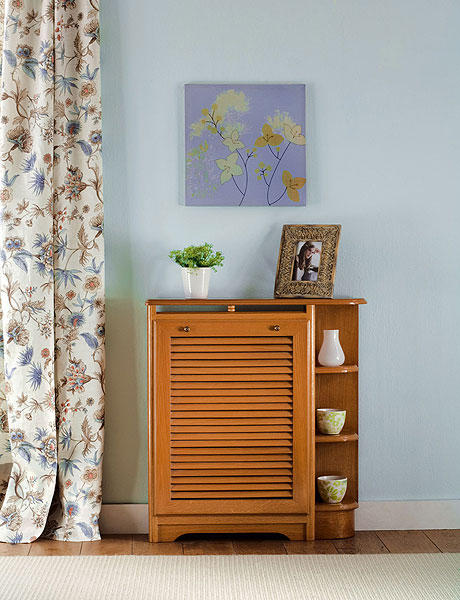 How To Turn Radiators Into Sideboards