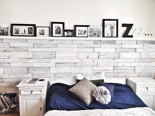 pallet wood wall whitewash. whitewashed wood pallets wall (via ourhouseofpaint) pallet whitewash i