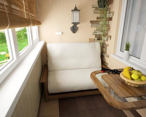30 Cool Ideas To Make A Small Balcony Cozy | Shelterness