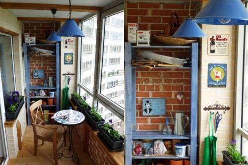 Ideas For A Small Balcony: 45 Cool Ideas To Make A Small Balcony Cozy