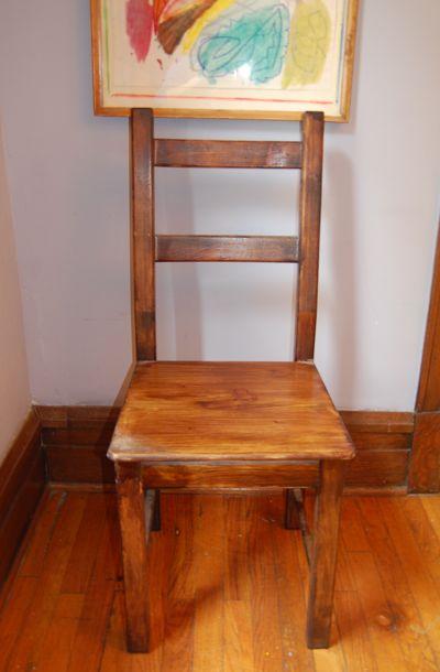 Ikea Chair Before
