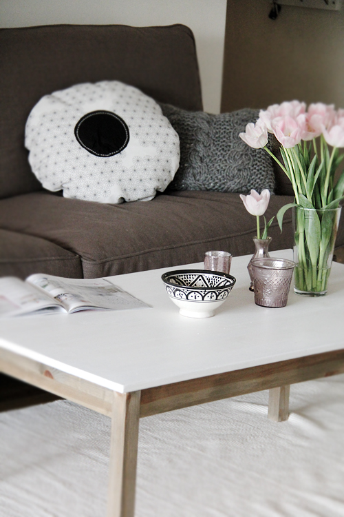 How To Transform An Ikea Dining Table Into A Stylish