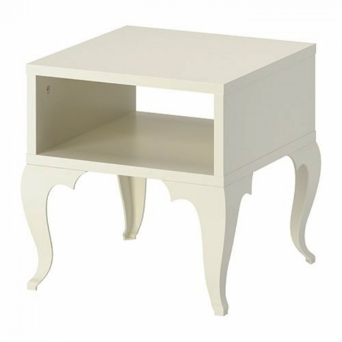 Ikea Trolasta Table Renovation Into A Vintage Pouf