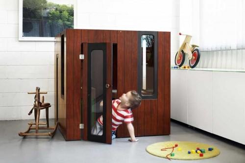 Indoor Kids Playhouses